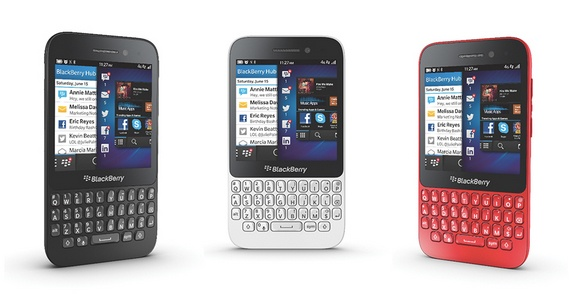 BlackBerry Q10 Latinoamerica