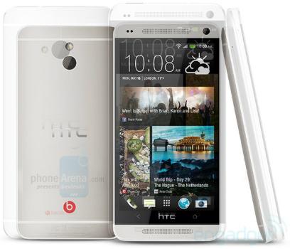 HTC One Comparación HTC One Mini