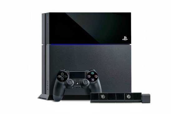 Diseño PlayStation 4
