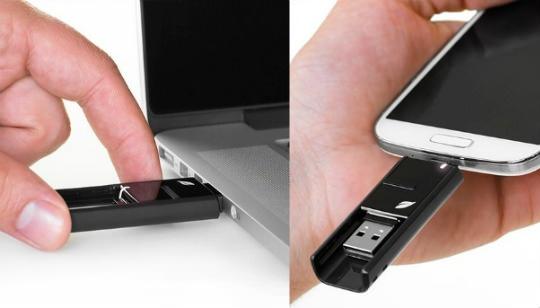 Memoria USB microUSB