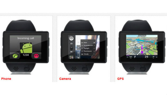 Reloj Androidly