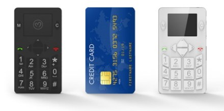 Celular Tarjeta de Crédito