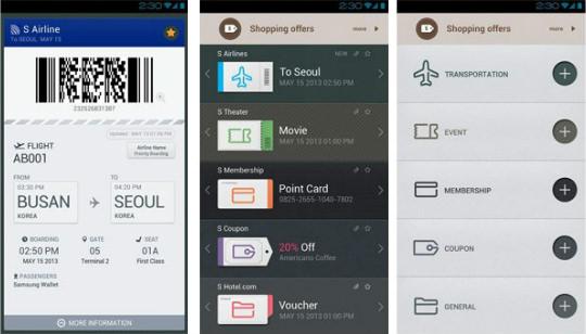 Samsung Wallet Galaxy