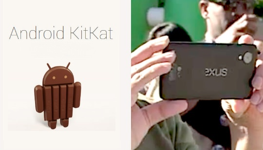 Nexus 5 Android 4.4 KitKat