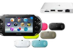 PlayStation Vita y PlayStation TV