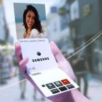 Samsung Celular Flexible