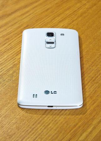 LG G Pro 2 Botones