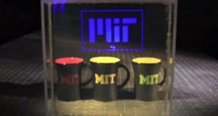 Pantalla Transparente MIT