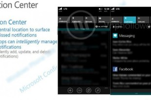 Action Center Windows Phone 8-1