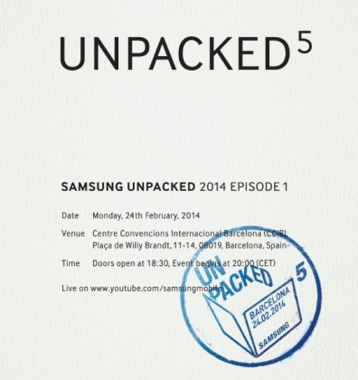 Samsung Galaxy S5 Unpacked 5