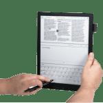 Sony Digital Paper Tactil