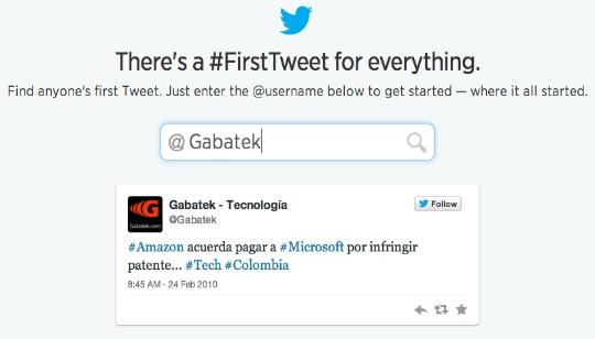 Gabatek Primer Tweet