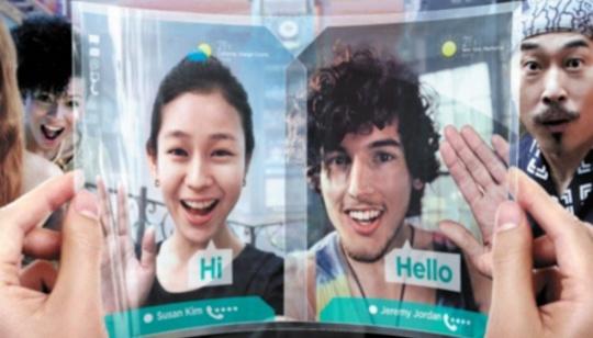 Samsung Concepto Innovaciones