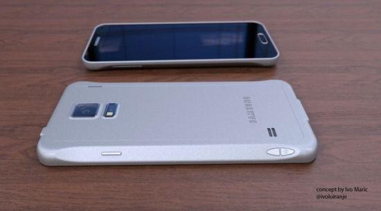 Samsung Galaxy F Lado