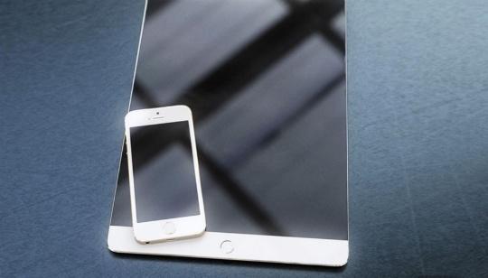 iPad Pro Concepto