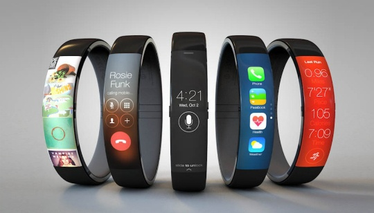 Apple iWatch LG