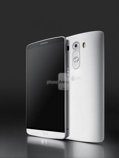 LG G3 Blanco