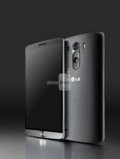 LG G3 Negro
