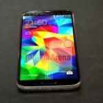 Samsung Galaxy S5 Prime pantalla QHD
