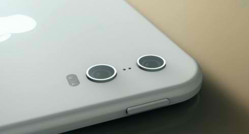 iPhone 6 3D camaras