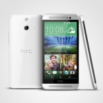HTC One E8 Plastico