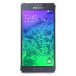 Samsung Galaxy Alpha Pantalla
