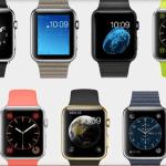 Apple Watch Opciones
