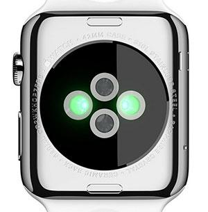 Apple Watch - Sensor ritmo cardíaco