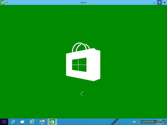 Windows 9 Metro App