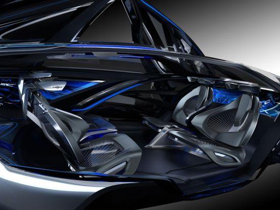 Chevrolet FNR Sillas girar 180 grados