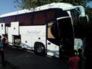 イランの長距離バス