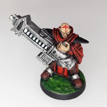 Dark Legion Technomancer