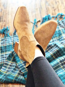 Fall Shoes/Booties
