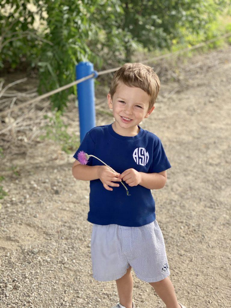 Four year old birthday wish list
