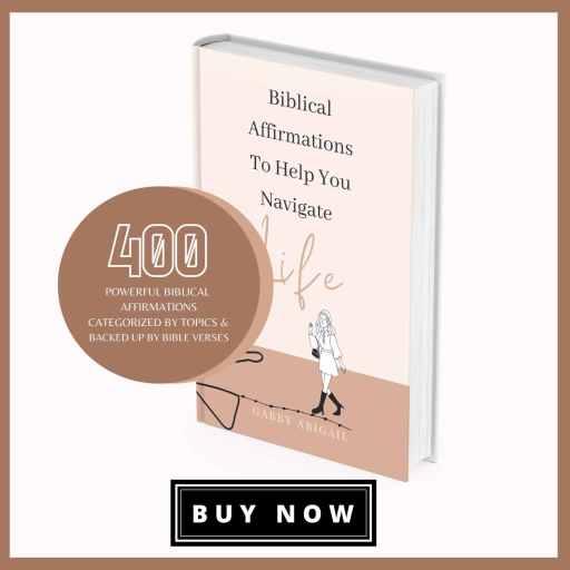 Buy bibical affirmations ebook