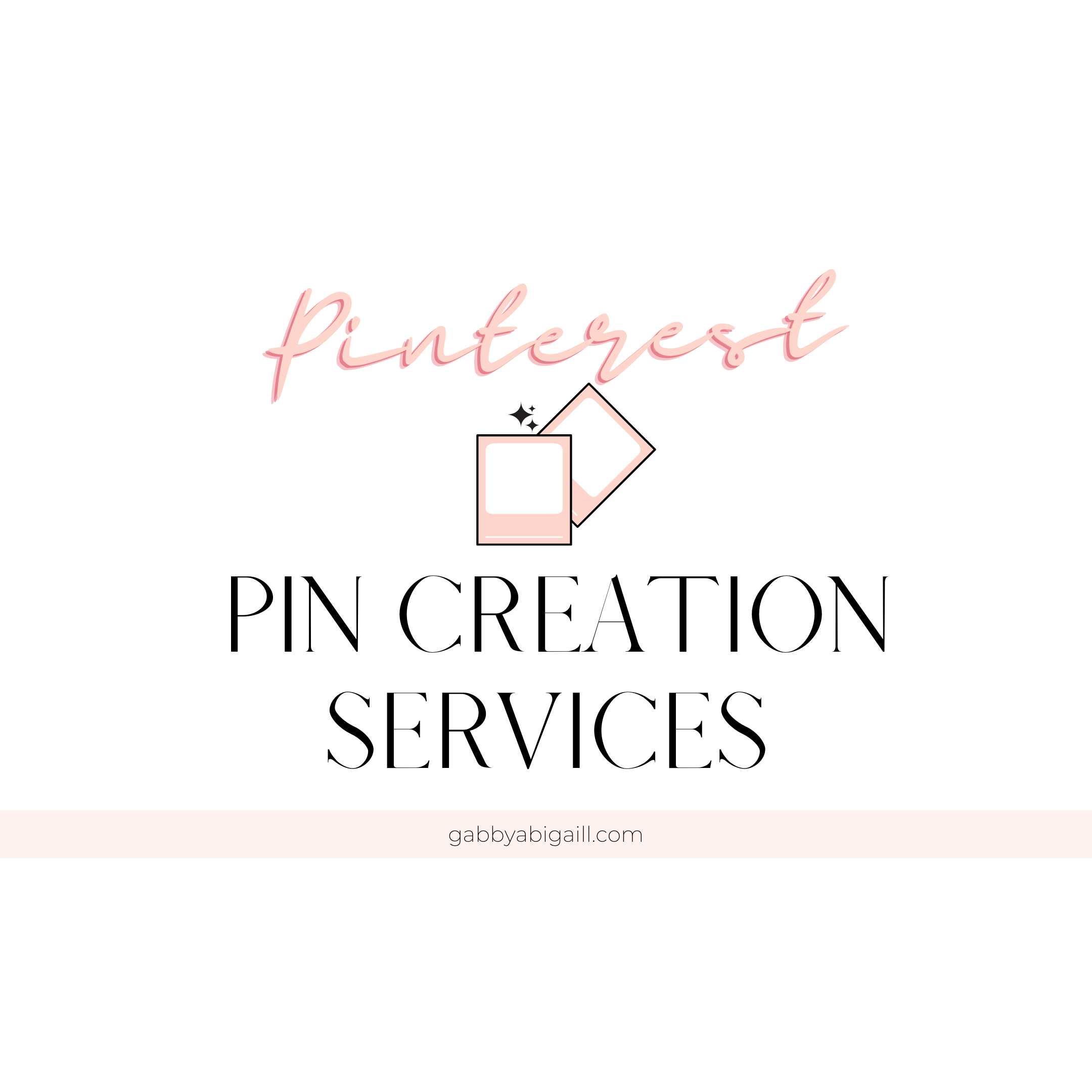 pinterest pin creation services
