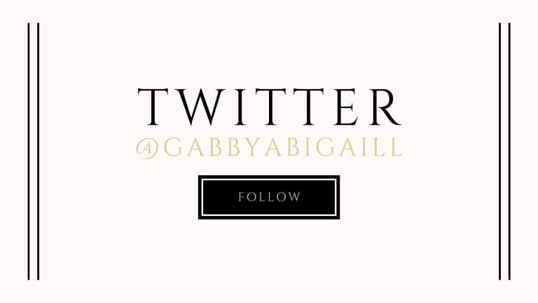 twitter @gabbyabigaill