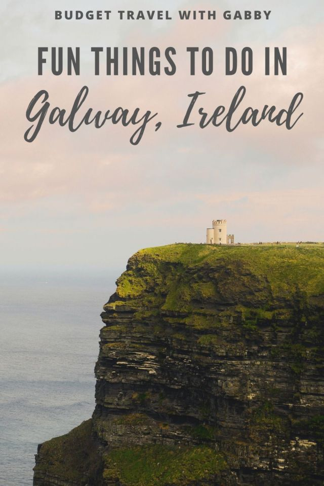 FUN THINGS TO DO IN GALWAY IRELAND