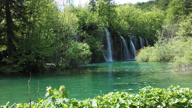 Croatia travel waterfalls