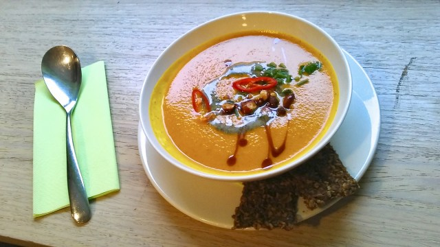 vegan food how to spend a weekend in Riga Latvia