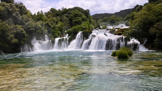 krka national park best places to visit in Croatia