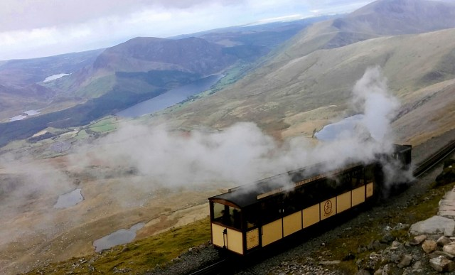 travel hacks for europe, budget travel tips, snowdon Wales
