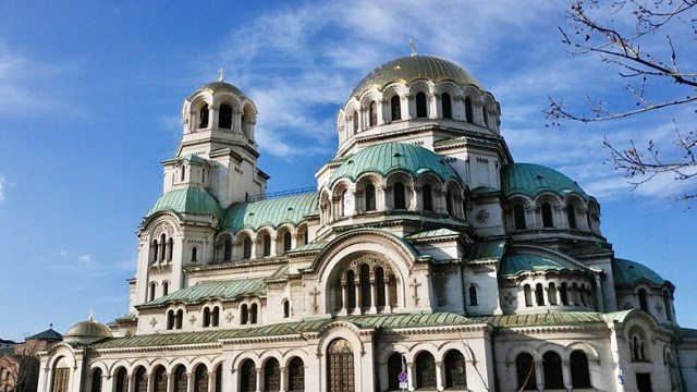 sofia Bulgaria travel tips Eastern Europe cathedral