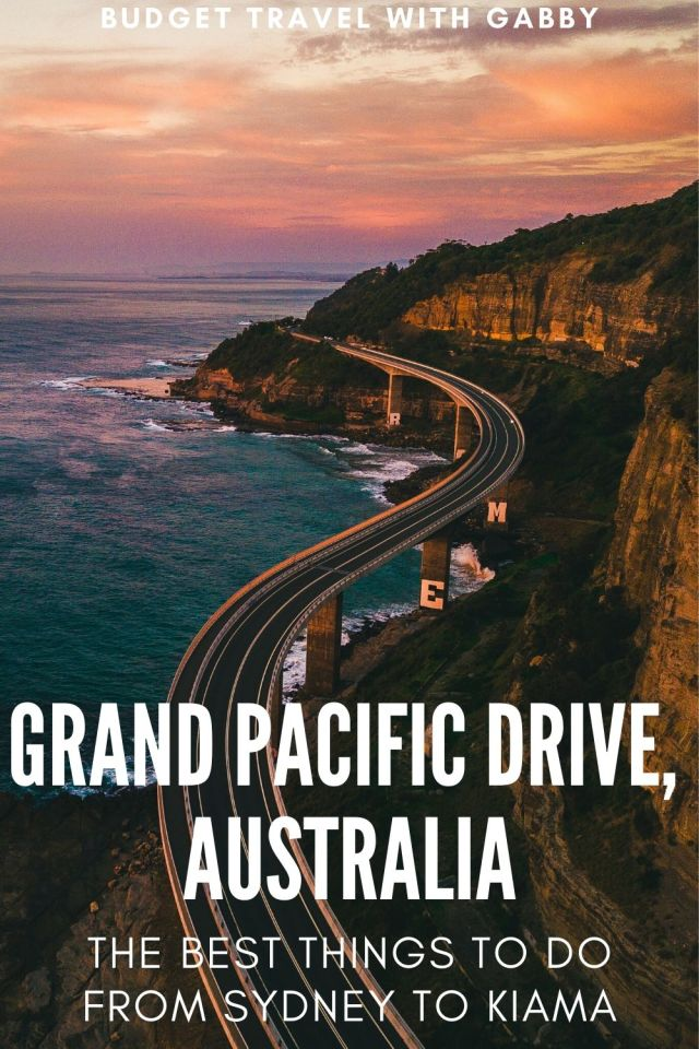 GRAND PACIFIC DRIVE BEST THINGS TO DO