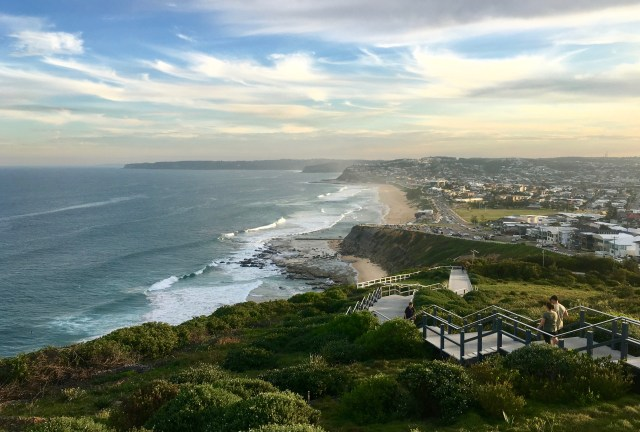 Newcastle east coast Australia road trip guide