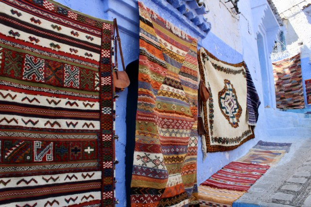morocco chefchaouen budget travel