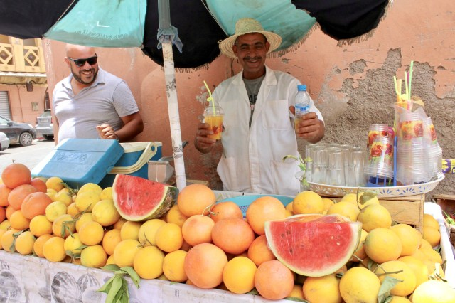 morocco marrakech travel