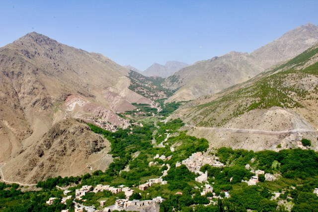 valley imlil Morocco budget travel guide