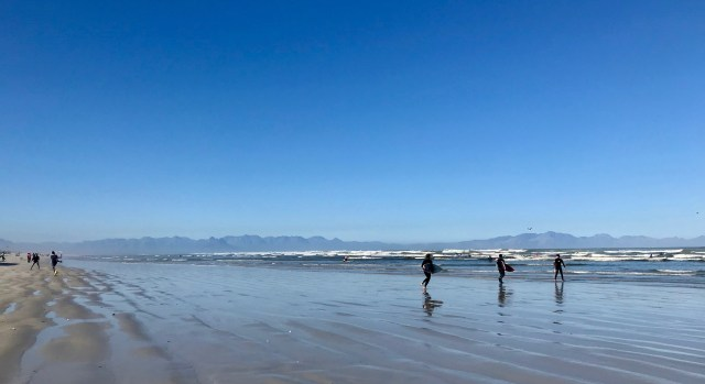 budget travel guide to cape town south af