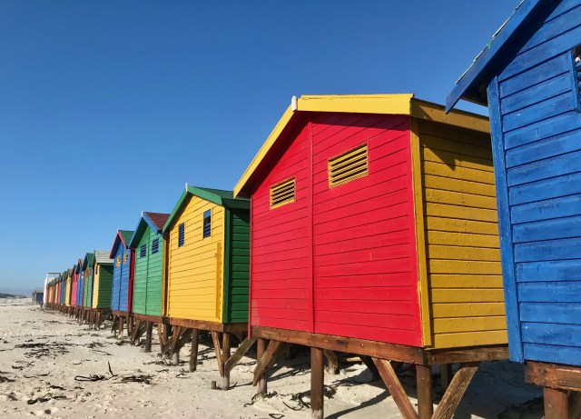 Cape Town budget travel guide South Africa